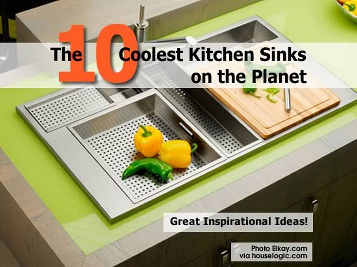Cool Kitchen Sinks : Cool Kitchen Sink Photo Album - Patiofurn Home Design Ideas