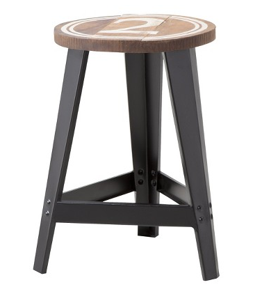 How To Refinish Bar Stools Into Cool Industrial Vintage Style