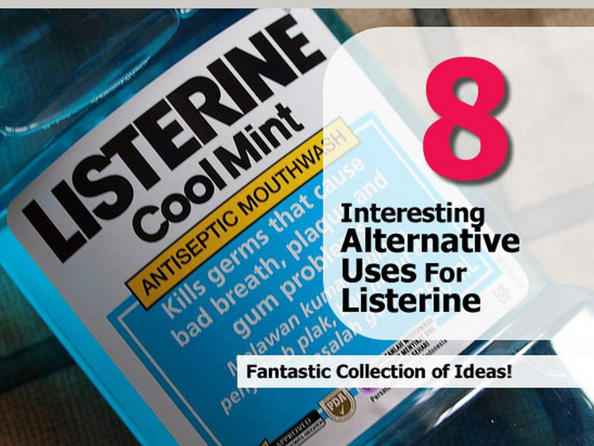 8 Alternative Uses For Listerine The Krazy Coupon Lady