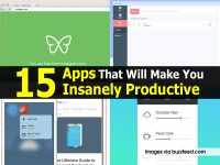 15 Apps That Will Make You Insanely Productive