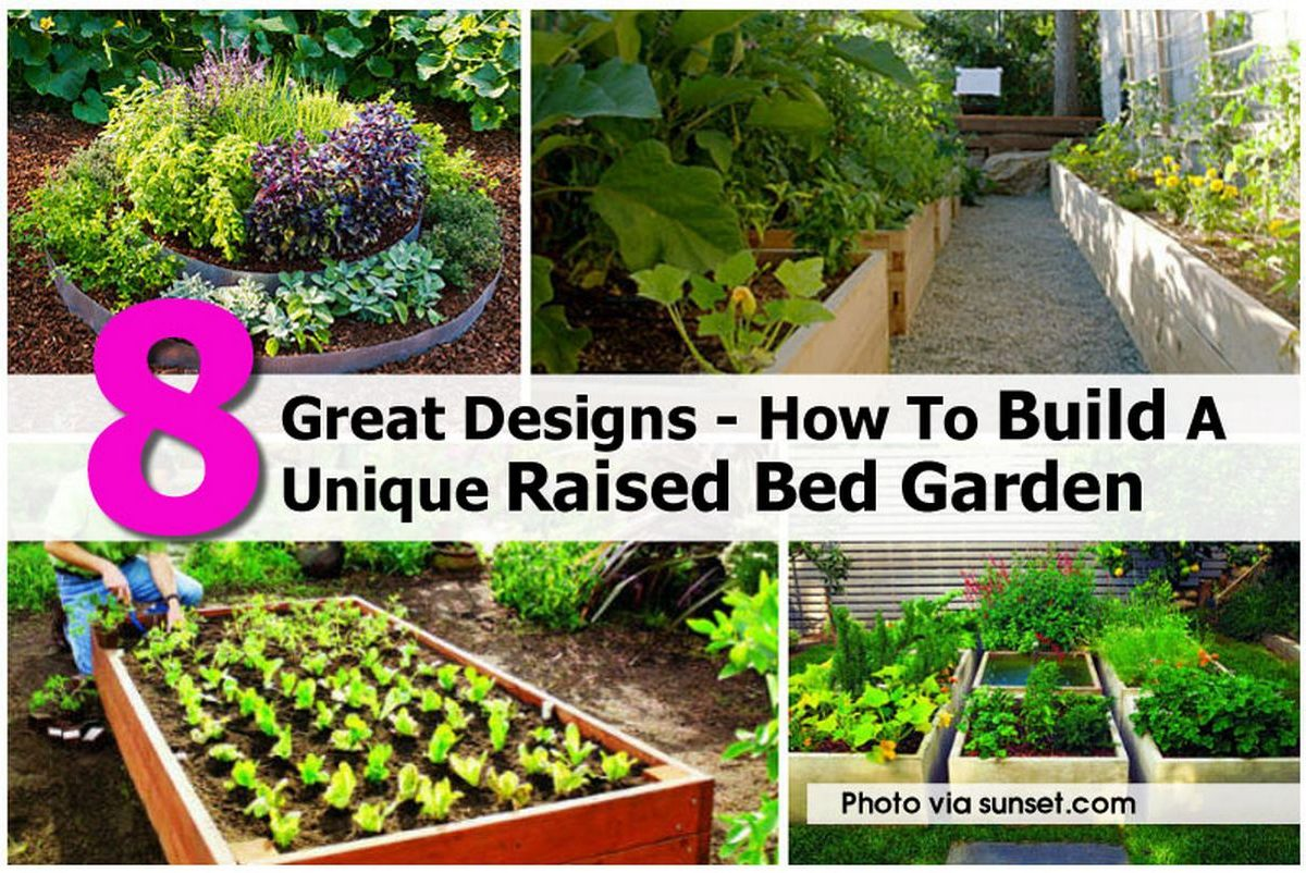 How To Start A Raised Bed Garden In Your Backyard 28 Images How To Build Raised Vegetable