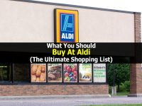 What You Should Buy At Aldi (The Ultimate Shopping List)