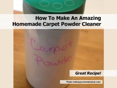 carpet-powder