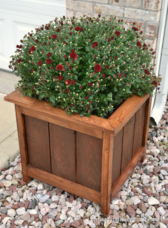 How To Make A Beautiful Cedar And Pine Planter