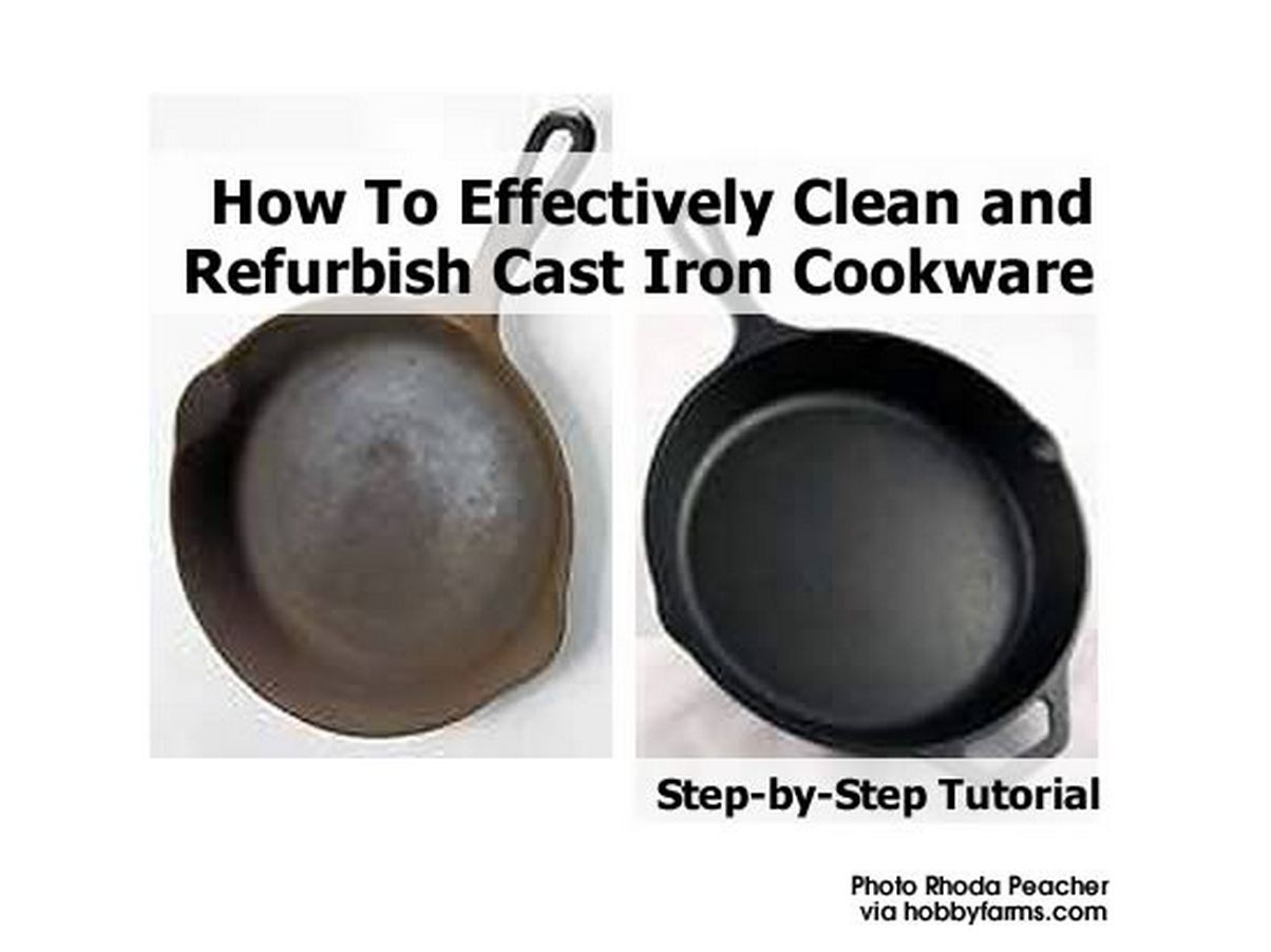 clean-cast-iron