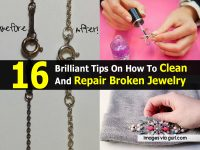 16 Brilliant Tips On How To Clean And Repair Broken Jewelry