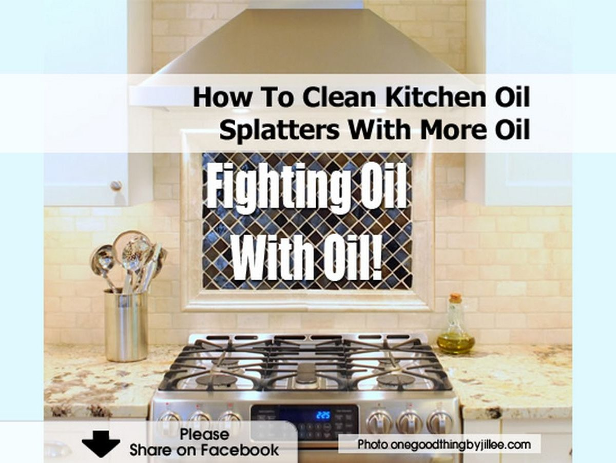28 clean thick grease off kitchen how to clean a for Best cleaner for grease on kitchen cabinets