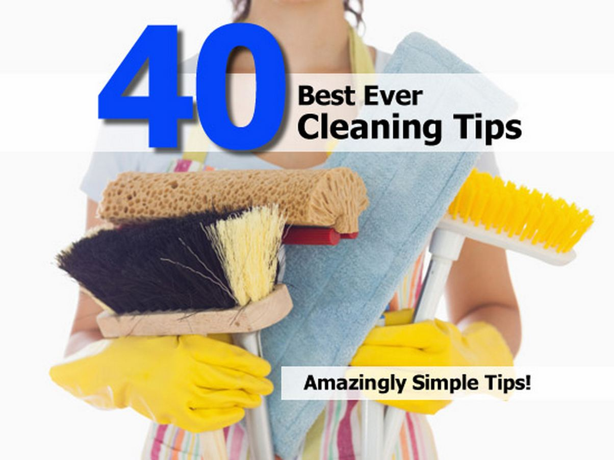 House cleaning best tips for cleaning house - Home secrets brief cleaning guide ...