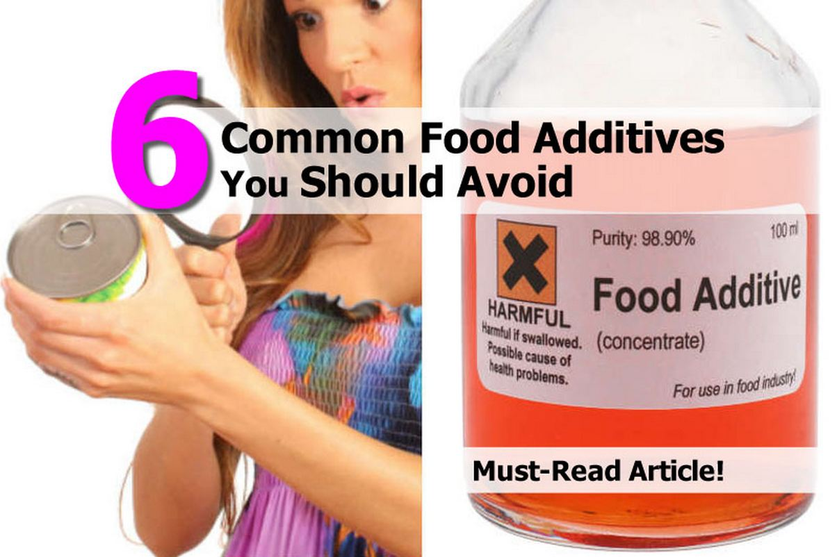 how to avoid additives and preservatives in food