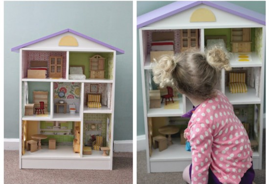 Diy Wooden Dollhouse Plans