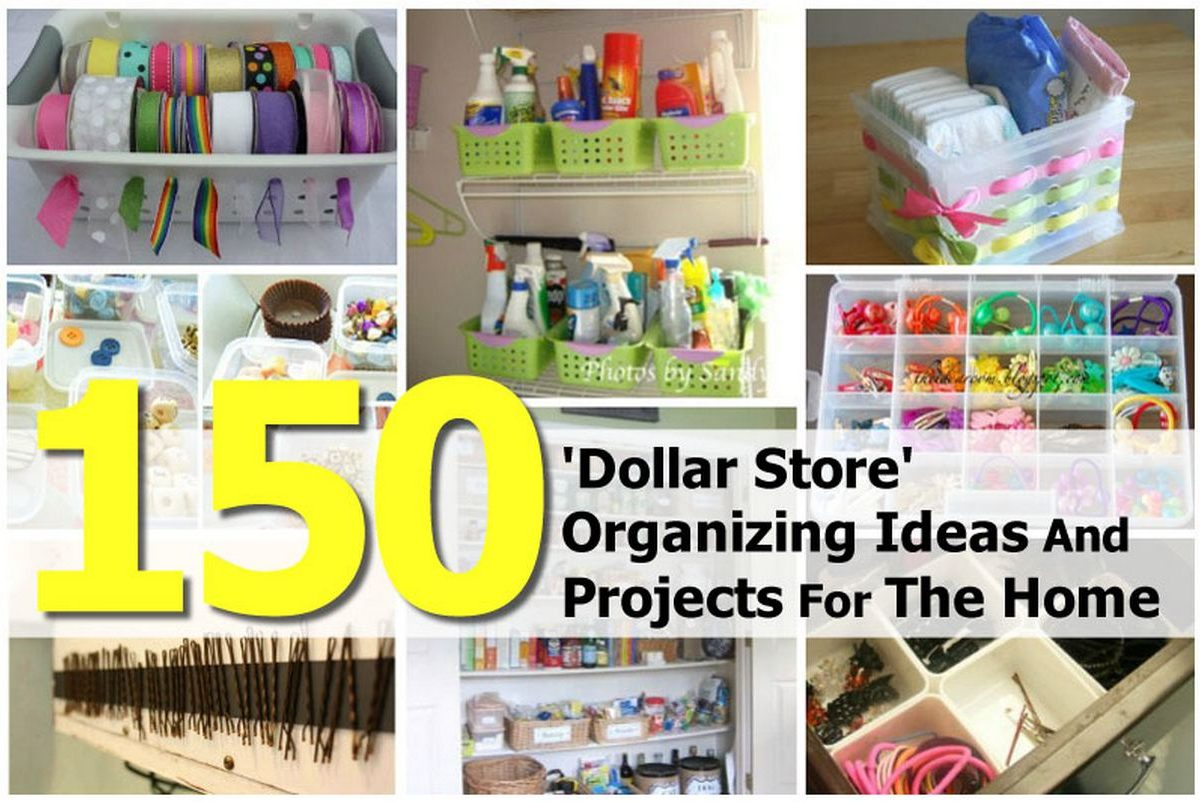 Organize Home Ideas