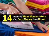 14 Realistic Ways Homemakers Can Earn Money From Home