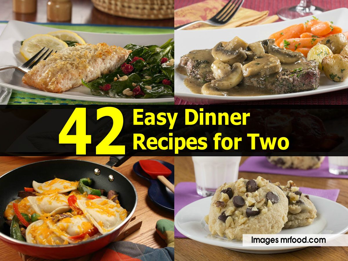 Simple Cooking Recipes Dinner Tonight Meals