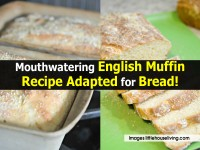 Mouthwatering English Muffin Recipe Adapted for Bread!
