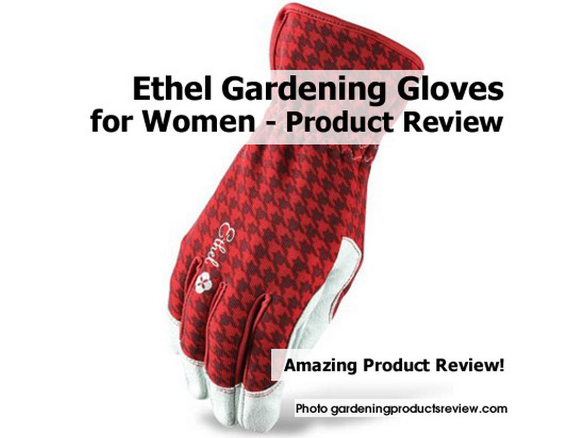 Ethel Gardening Gloves for Women Product Review
