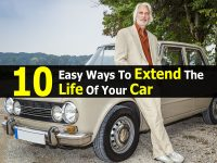 10 Easy Ways To Extend The Life Of Your Car