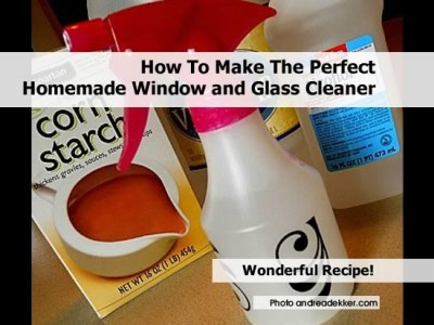 How To Make The Perfect Homemade Window And Glass Cleaner