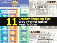 11 Grocery Shopping Tips Every Twentysomething Needs To Know