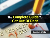 The Complete Guide To Get Out Of Debt