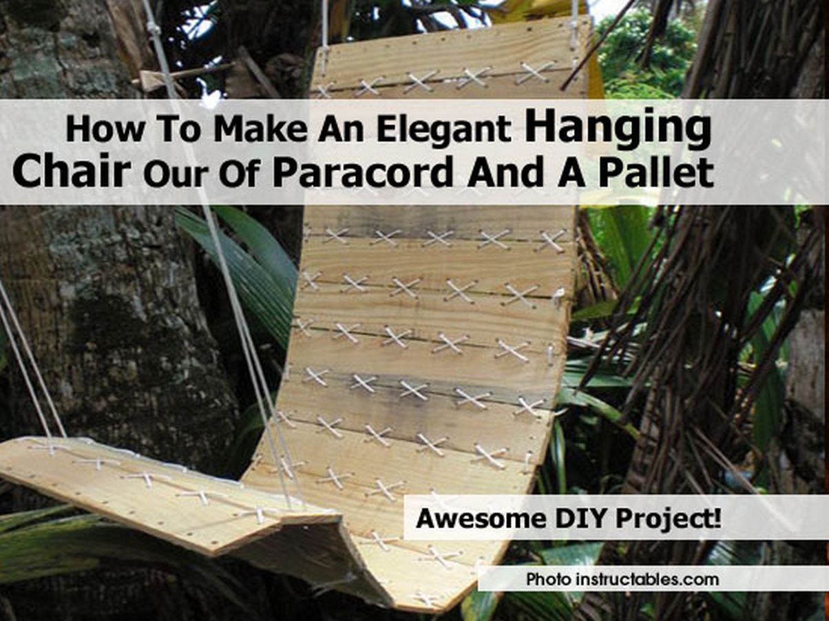 Hanging Chair Instructables Com