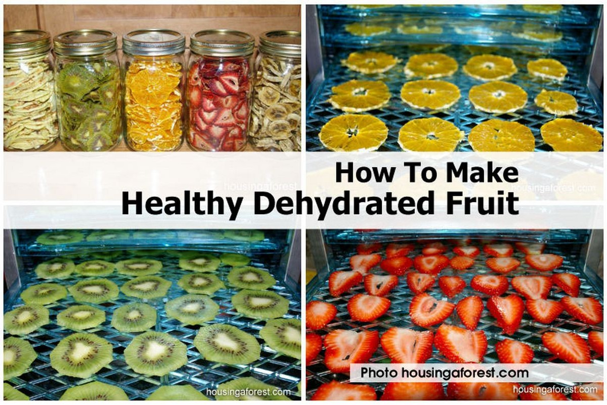 how healthy is dried fruit dehydrated fruit