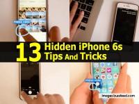 13 Hidden iPhone 6s Tips And Tricks