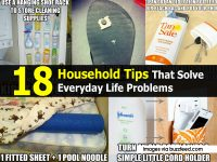 18 Household Tips That Solve Everyday Life Problems