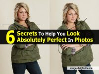 6 Secrets To Help You Look Absolutely Perfect In Photos