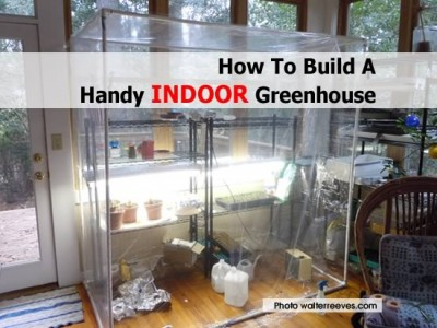 how to make your own greenhouaew