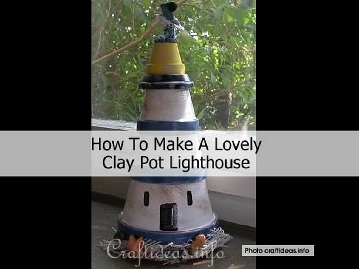 lovely-clay-pot-lighthouse-by-craftideas-info