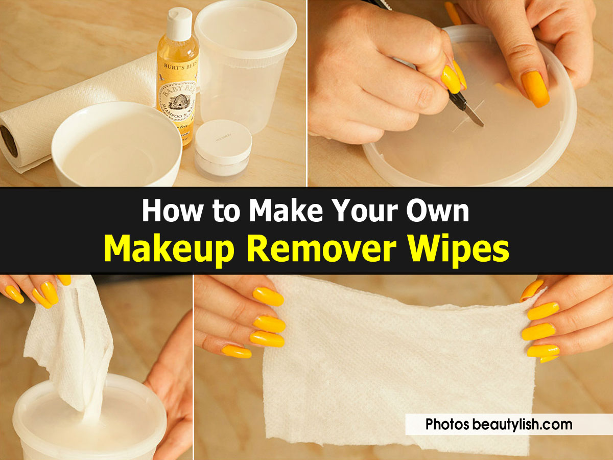 how to make your own makeup remover wipes. Black Bedroom Furniture Sets. Home Design Ideas