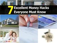 money-hacks-everyone-must-know