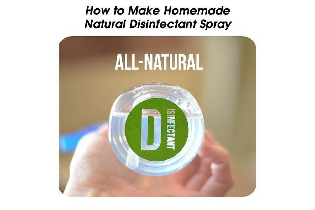 how to make chloroform spray in home