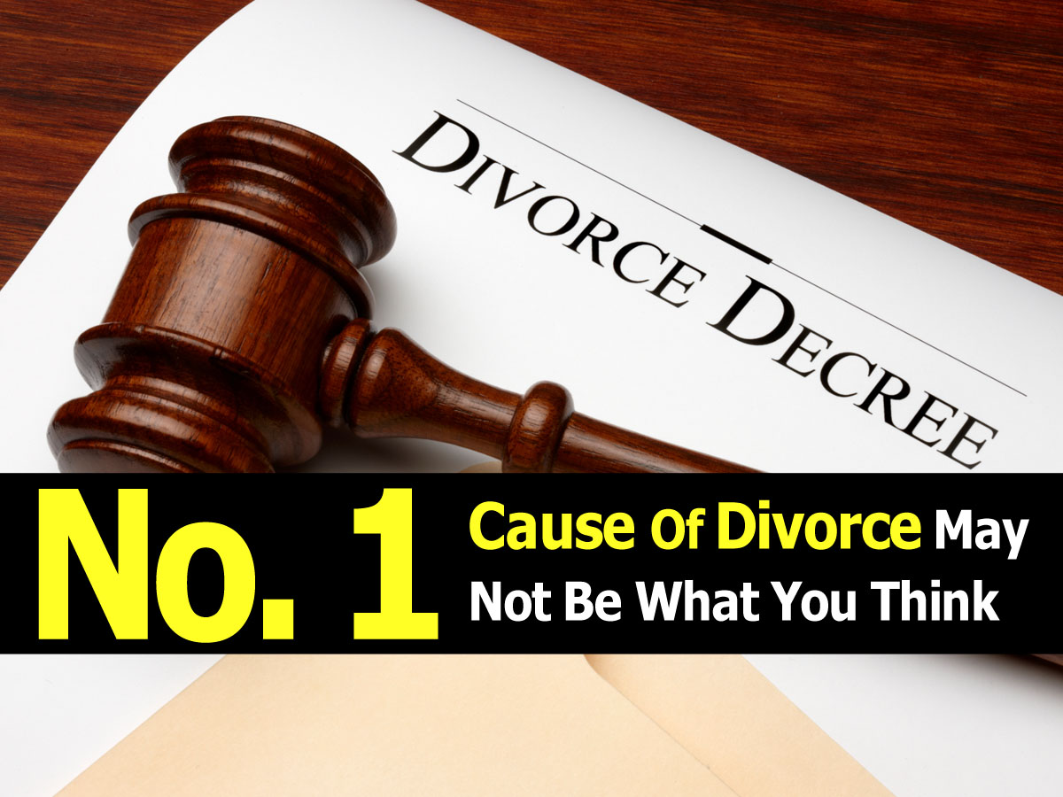 divorce causes essay