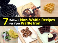 7 Brilliant Non-Waffle Recipes for Your Waffle Iron