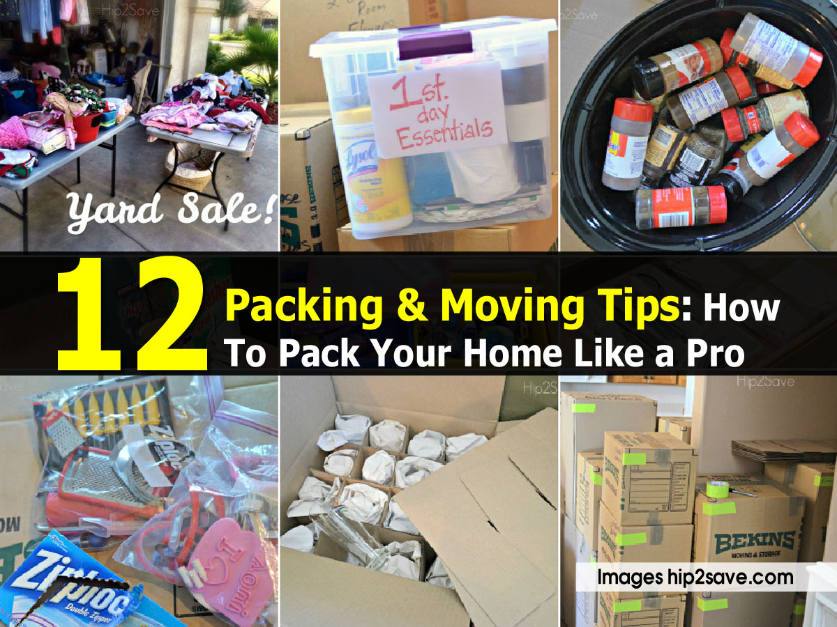 12 packing moving tips how to pack your home like a pro. Black Bedroom Furniture Sets. Home Design Ideas
