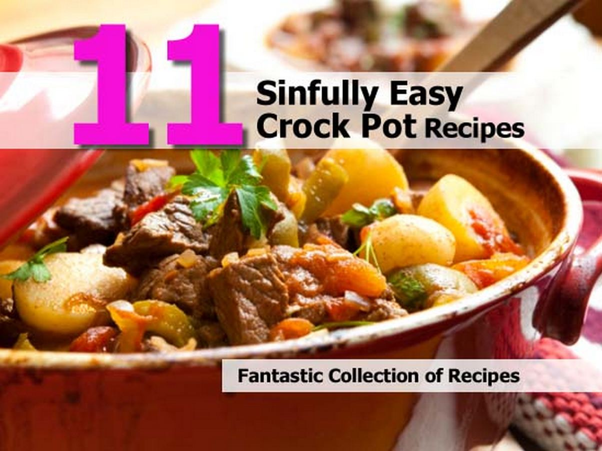 Easy crock pot recipes on a budget crock pot recipe for Healthy vegetarian crock pot recipes easy