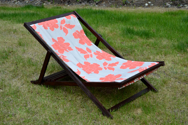 How To Build A Comfy Wooden Deck Chair
