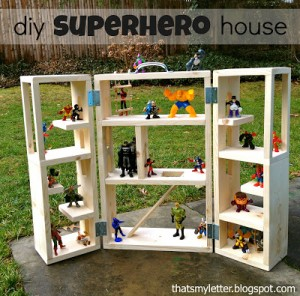 superhero-house