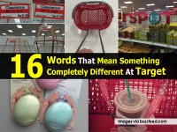 16 Words That Mean Something Completely Different At Target