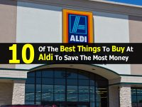 10 Of The Best Things To Buy At Aldi To Save The Most Money