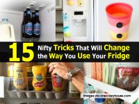 15 Nifty Tricks That Will Change the Way You Use Your Fridge