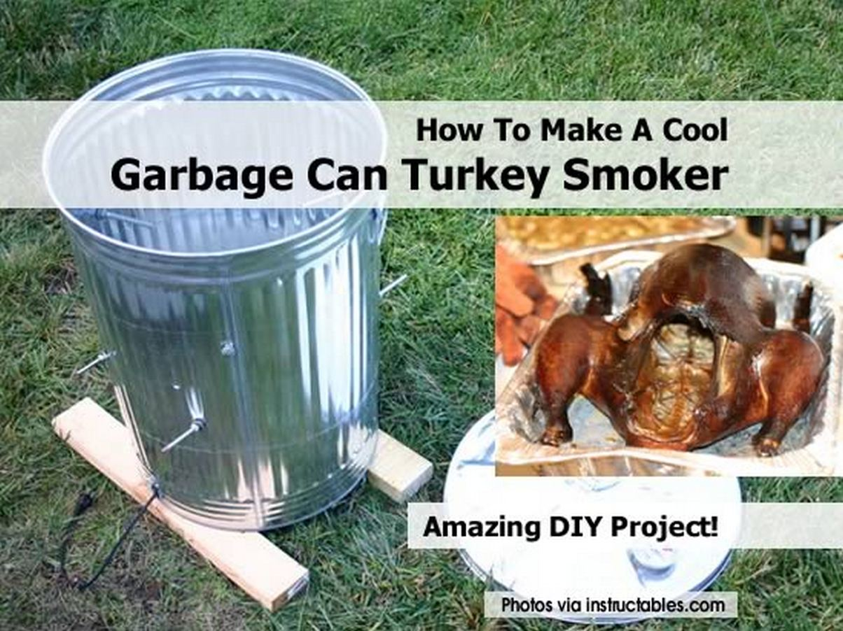 turkey-smoker