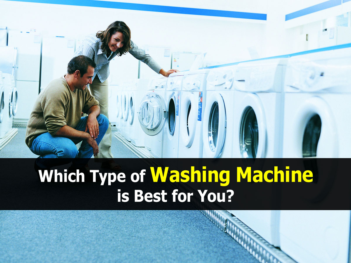 what is the best type of washing machine to buy