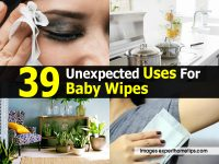 39 Unexpected Uses For Baby Wipes