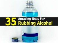 35 Amazing Uses For Rubbing Alcohol