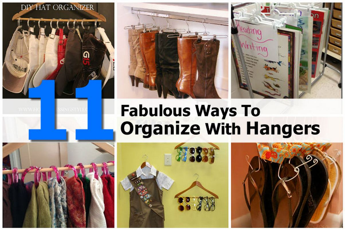 ways-to-organize-with-hangers