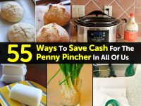 55 Ways To Save Cash For The Penny Pincher In All Of Us