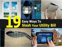 ways-to-slash-utility-bill